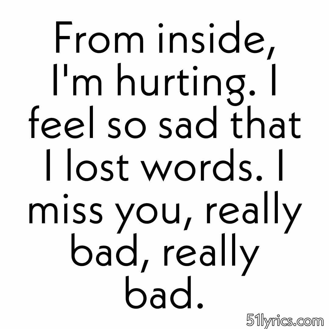 Missing Husband Quotes
