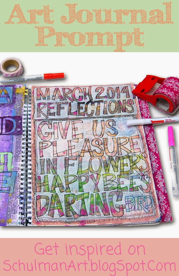 art journal | art journaling