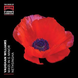 Vaughan Williams: Mass in G minor - Choir of St John's College, Cambridge - Signum