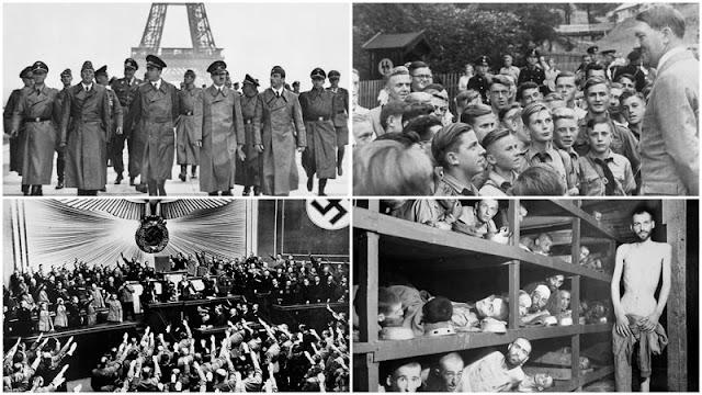 El oscuro carisma de Hitler en #0 de Movistar+