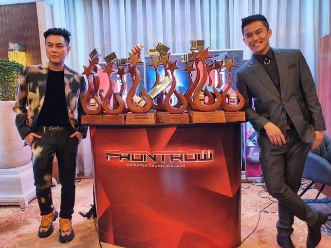 OFW Company of the Year is FRONTROW ENTERPRISE