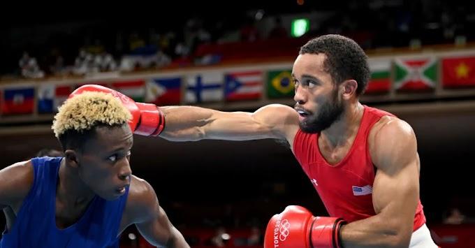 Tokyo 2020: Samuel Takyi wins bronze for Ghana after losing semi final fight