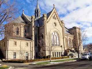Saint Michael's Roman Catholic Church, Boise, Idaho