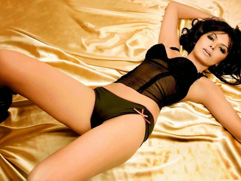 Sherlyn Chopra Bikini Photo