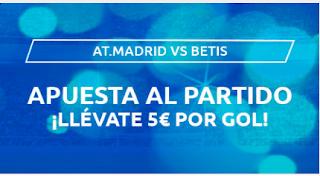 mondobets promo Atletico vs Betis 11-7-2020