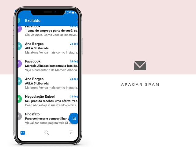 Faxina Digital: Como organizar seu email