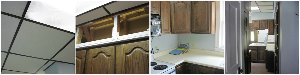 Kitchen Cabinet Drop Down Shelving