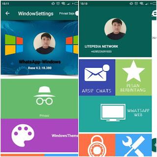 Download WhatsApp Tema Windows Terbaru 2019 (Upadate ...