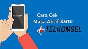 Cara Cek Masa Aktif Kartu Telkomsel