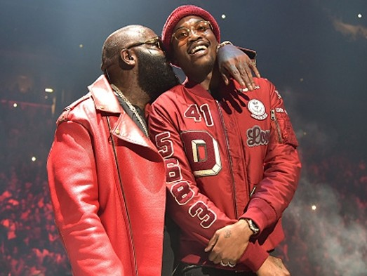 Rick Ross Tops Meek Mill's Top 5 Rappers (GOAT)