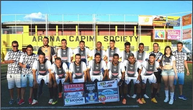 Equipe do Várzea JR (Várzea da Roça).
