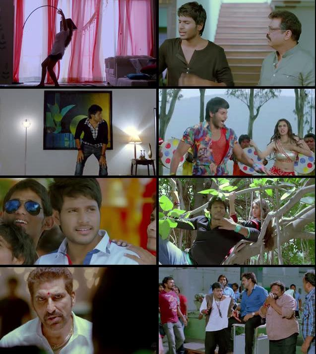 Beeruva 2015 Dual Audio Hindi 480p HDRip