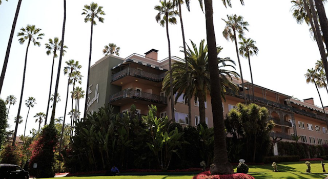 Beverly Hills Hotel Owner Deactivates Social Media Pages as Boycott Grows