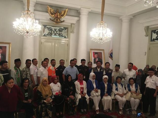 Pemprov DKI Gandeng 21 Lembaga Tangani Banjir Jakarta