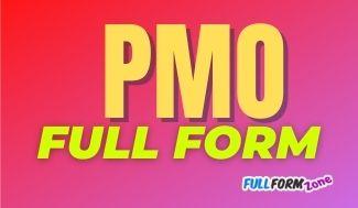 pmo-full-form