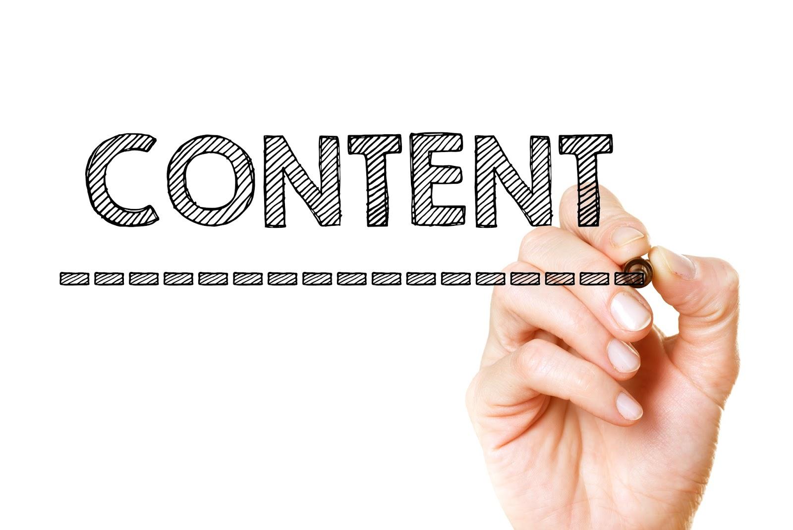 """Cách để vượt qua yêu cầu """"thiếu nội dung"""" trên website với Google Adsense"""