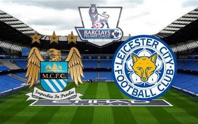 مباراة ليستر سيتي ضد مانشستر سيتي