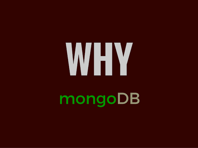 What is the reason of popularity of MongoDB