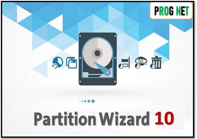 partition wizard 10