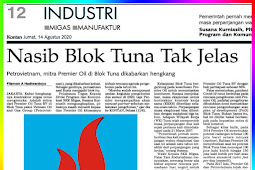 The fate of the tuna block is unclear