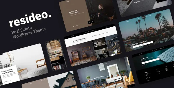 Best Real Estate WordPress Theme