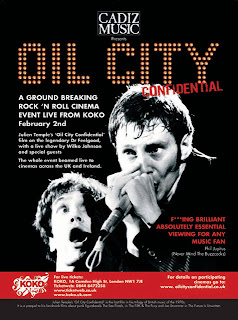 Oil City Confidential: la historia de Dr. Feelgood.