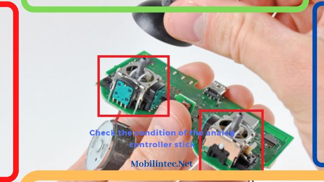 3 Step Repair PS3 Stick Analog Controller