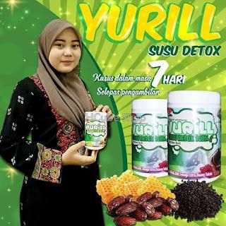 YURILL SUSU DETOX