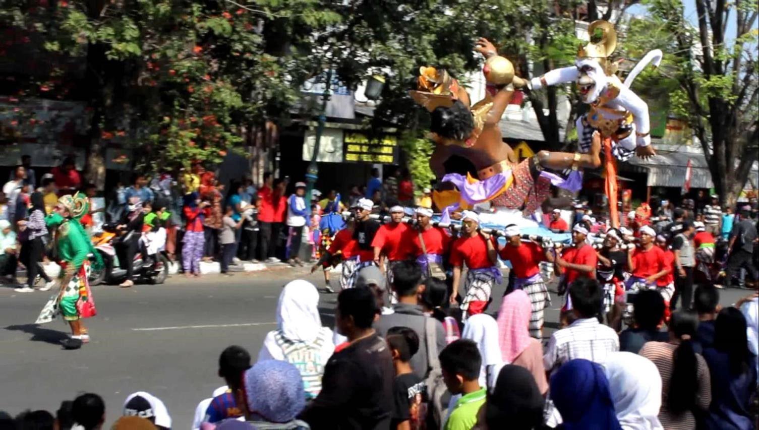 karnaval 17 agustus 2015 di yogyakarta