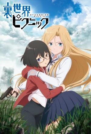 Descargar Urasekai Picnic (3/??) HD Sub Español Por Mega - Mediafire.