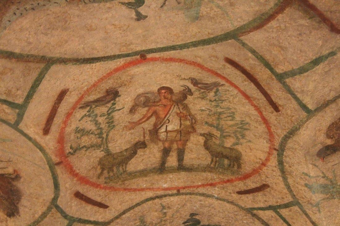 El Pensador Sereno: Cristo tenía cabeza de burro