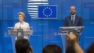 تفاهم تركي أوروبي لمراجعة اتفاق 18 مارس بشأن الهجرة