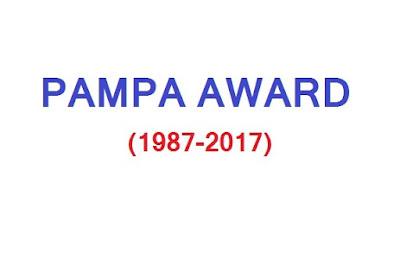 Pampa Award (Kannada Literary Award Winners 1987-2017)