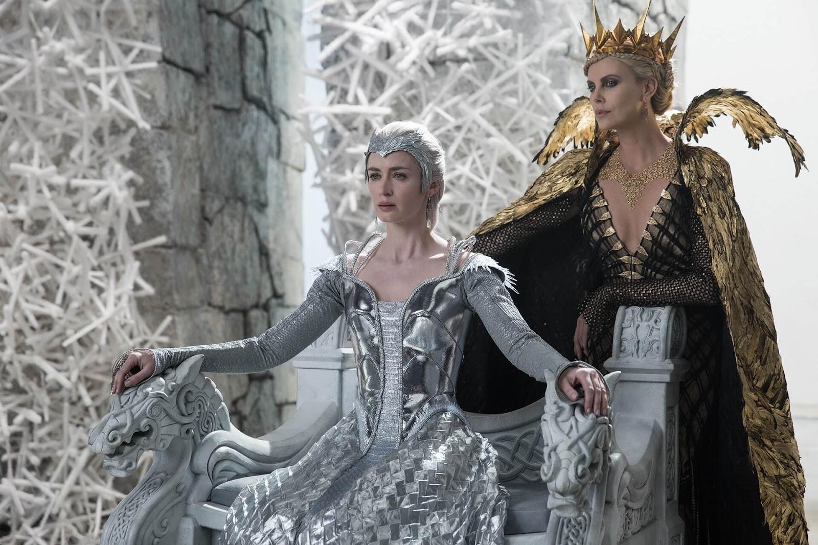Fotograma: Las crónicas de Blancanieves - El cazador y la reina del hielo (2016)