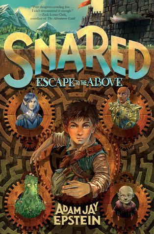 Snared: Escape to the Above