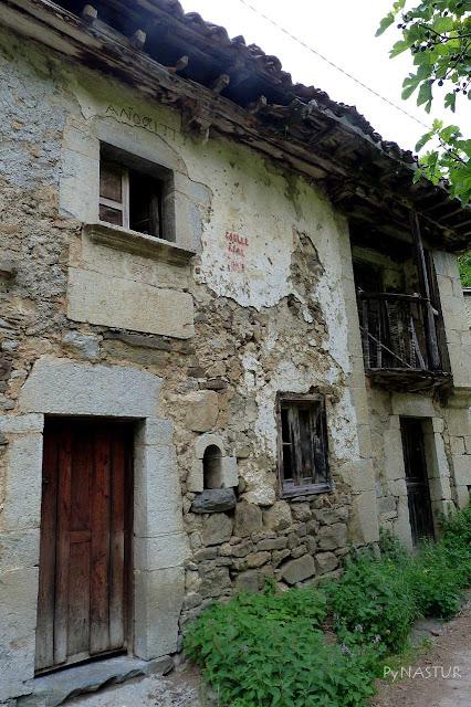 Casa de El Yano - Sobrefoz