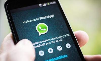 cara verifikasi nomor telepon di whatsapp