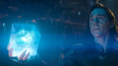 loki infinity war space stone thanos