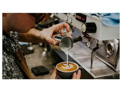 Lowongan Kerja Sebagai Barista Di Cavelle Coffee  & Eatery   Bandung