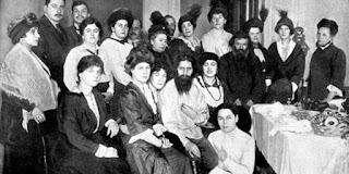Rasputín y los nobles