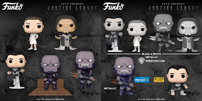 Zack Snyder's Justice League Pop! Vinyl Figures by Funko
