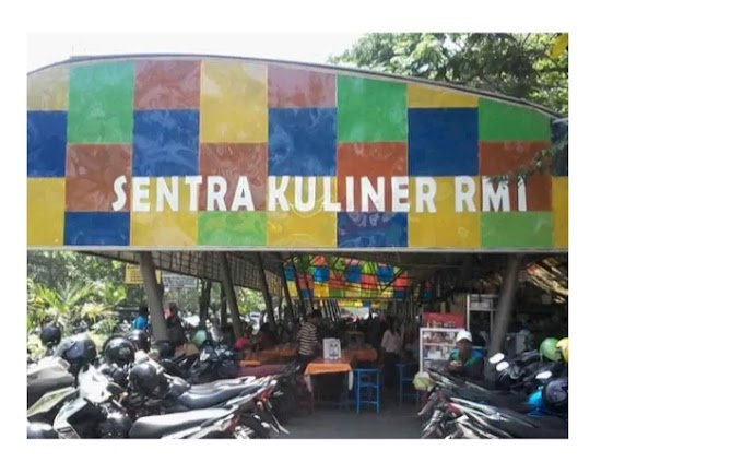 Sentra Kuliner RMI Surabaya