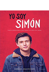 Love, Simon (2018) BRRip 1080p Latino AC3 5.1 / Español Castellano AC3 5.1/ ingles AC3 5.1 BDRip m1080p