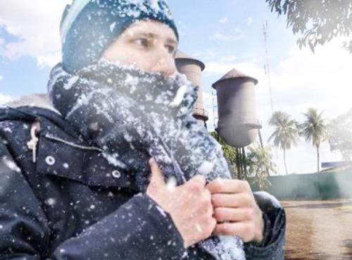 Nova frente fria chega  em Rondônia neste domingo