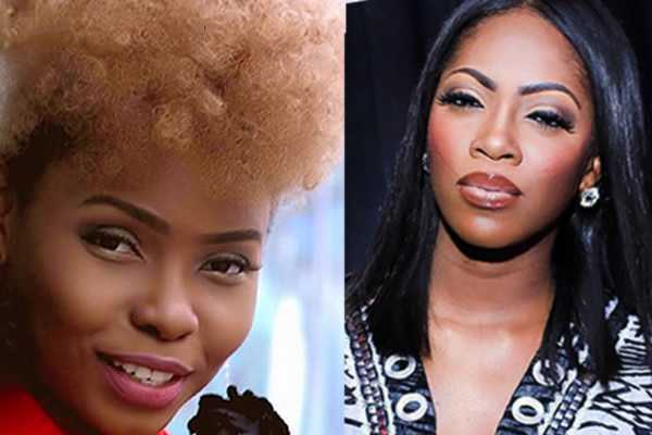 Yemi Alade speaks on alleged competition with Tiwa Savage