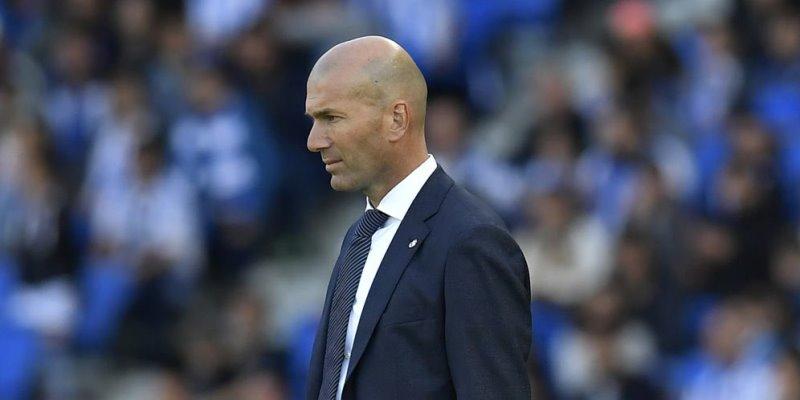 Zidane Nyatakan Real Madrid Belum Siap Hadapi Musim Baru