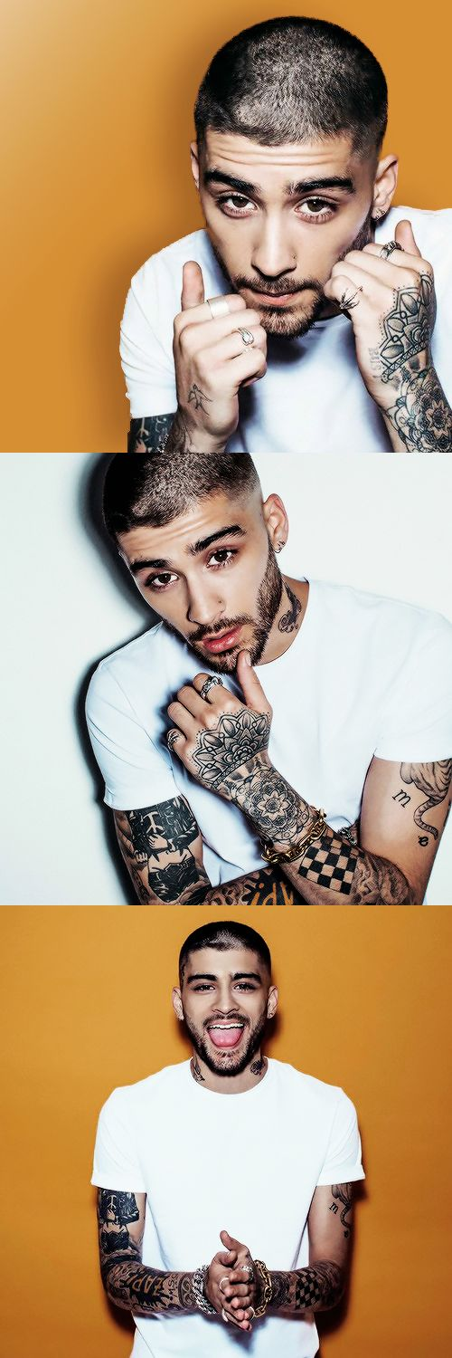 Fashion Tattoo for Zayn malik