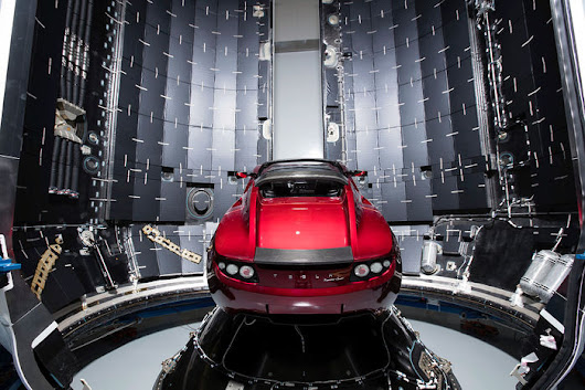 The chance of this space-traveling sports car hitting Earth is just 6% in the next million years