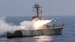 Iran bắn tên lửa vào tàu Israel ở Biển Ả Rập