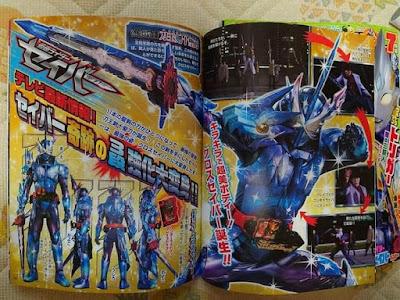 Kamen Rider Saber - Enter Kamen Rider Xross Saber! Espada Is Back & New Falchion!
